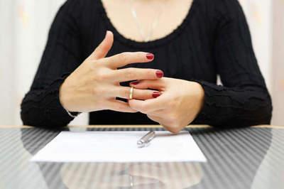 Datování strachů po rozvodu